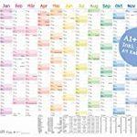 Wandkalender-2021